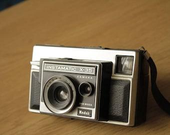 Vintage camera Kodak instamatic x-35