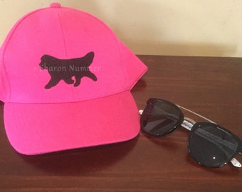 Original Newfoundland Dog Embroidered Cap-Hat