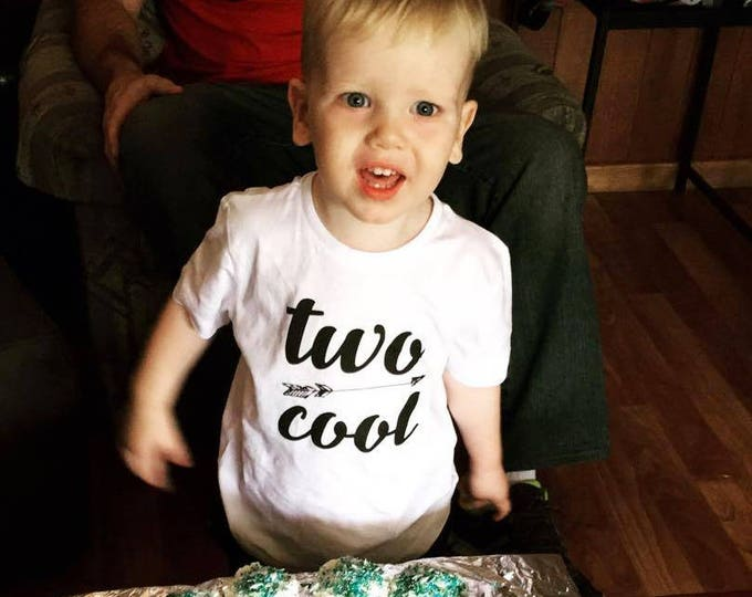 Two Cool Boys T-Shirt