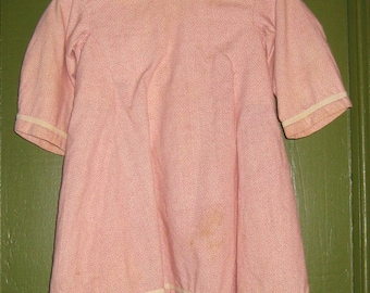 Wonderful Little Boy's Dress, 1870's
