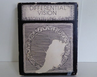 1983 Differential Vision- a storytelling Game