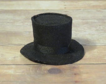 1850 Stovepipe Top Hat (various colors) in 1/6 Scale by Old Days of Yore