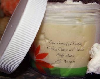 Calming Orange and Vanilla: Wholesale(10-10 oz Jars)
