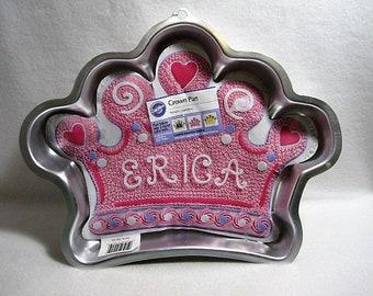Wilton - Crown Cake Pan # 2105-1015