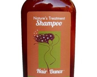 Hair Loss Treatment Natural Shampoo, for Sensitive Scalp, DHT Blocker, Hair growth Promoter