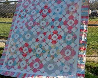 Spring Splendor PDF Quilt Pattern