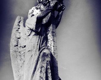 Grave Angel 8x10 Print