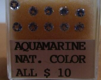 Aqua Marine Natural color