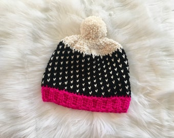 Child 's Crochet Hat