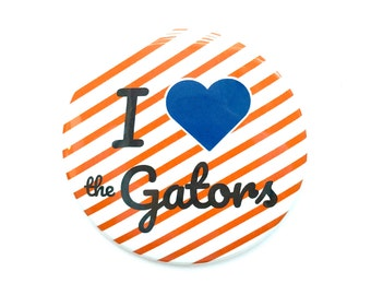 University of Florida, I Love the Gators, Game Day Button