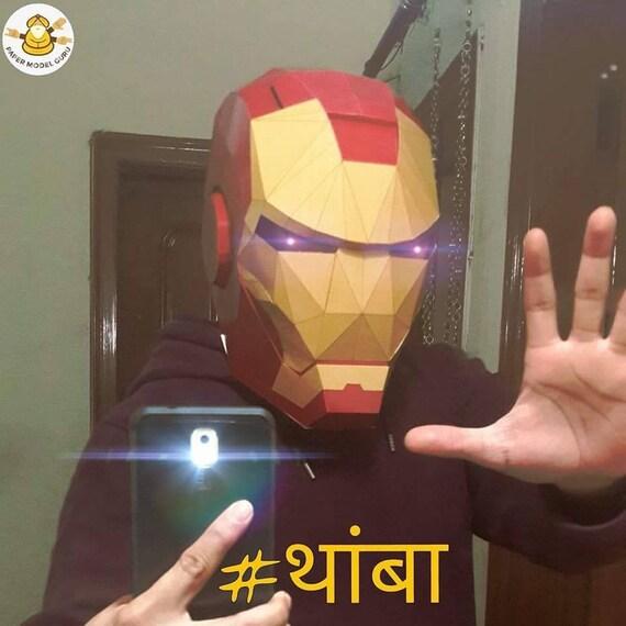 Paper Iron Man | 570x570