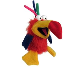 Doe-Doe Bird Hand Puppet