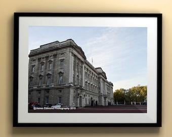 London Photography, Royal, City Photography, United Kingdom, London , Fine Art Photography, Wall Decor, London Print, Buckingham Palace