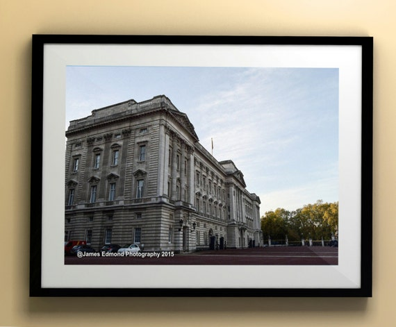 London Photography, Royal, City Photography, United Kingdom, London , Fine Art Photography, Wall Decor, London Print, Buckingham Palace