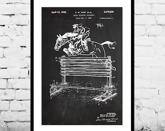 Horse Decor, Horse Art, Equestrian Art, Equestrian Decor, Horse Room Decor, Horse Poster, Horse Print, Horse Jumping Art, Equestrian Poster