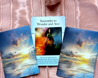 Happy Thoughts No. 23- General Oracle Card READINGS,Guidance,Confidence,Spiritual,Boho Lifestyle,Reading via email,Intuitive card reading