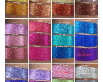 Pressed Glitter Eyeshadows