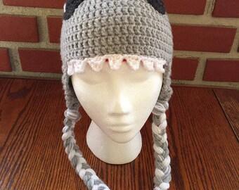 Shark Hat    Crochet Shark Hat