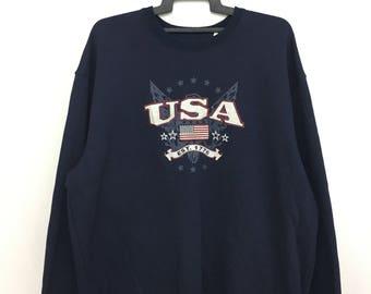 Sale!! Croft & Barrow Sweatshirt Pullover XL Size Made In Cambodia