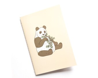 SALE Panda A6 Notebook - 50% off