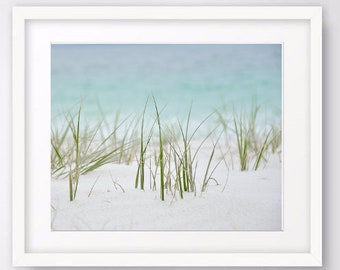Beach Wall Art Print, Beach Decor, Nautical Decor, Beach Photography Digital Download, Digital Prints, Large Wall Art Ocean Print Ocean Art