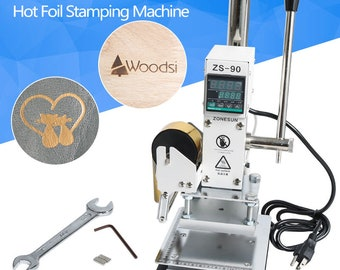 FREE SHIPPING Custom 110V/220V Electrical Stamping Machine /Heat press Machine/ wood branding iron/Leather branding iron