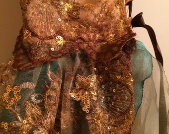 one of a kind fairy arm band sleeves