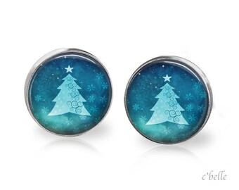 Christmas Earrings Winter-49