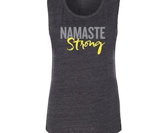 Namaste Strong Tank