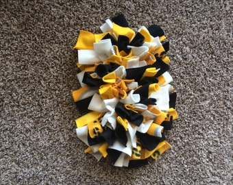 Pittsburgh Steelers Dog Snuffle Mat Treat Puzzle Medium