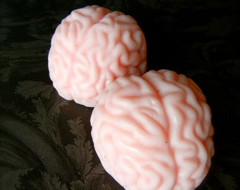 Pink Brains Soap Set