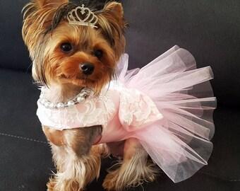 Dress for dog- Peta's Line