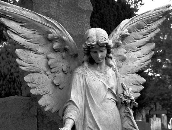 Fantastic Guardian AngelFemale AngelStatueAngel WingsChristian TT33