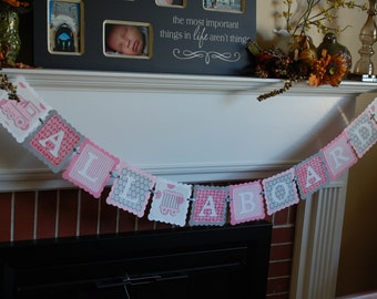 All Aboard Banner, Train Theme, Train Birthday Party, Girl Train Birthday, Choo Choo, Pink Train