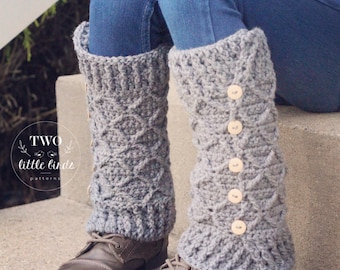 Crochet Pattern, crochet leg warmer pattern, crochet leg warmers, leg warmers, sizes toddler, child and adult, ROWYN LEG WARMERS