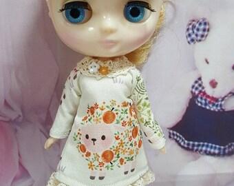 221 # Middie Sweet Sheep A Dress