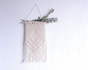 Macrame wall / macrame/macramé/tapestry wall tapestry wall hanging / weaving wall/Decoration/Macrame wall/Bohemian/Boho/Weaving/rope cotton