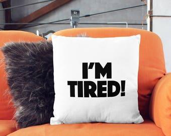 Man Cave Pillows : Easy custom appliqued pillows