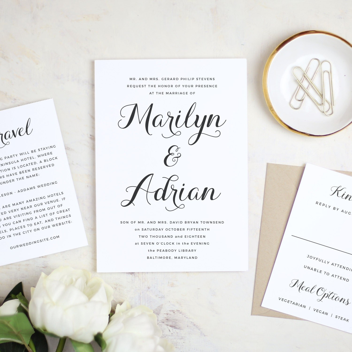 Instant printable wedding invitation template calligrapher script instant printable wedding invitation template calligrapher script word or pages mac or pc editable artwork colors instant download stopboris Image collections
