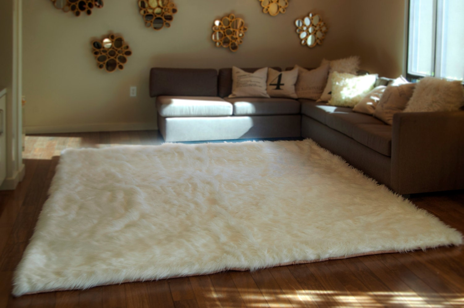 uk white in rug p monde faux fur htm du oumka maisons en x