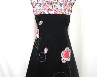 Kyriu dress flowers