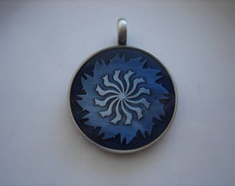 Pewter pendants etsy popular items for pewter pendants aloadofball Image collections