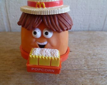 """McDonalds McNugget """"Corny McNugget"""" Happy Meal Toy 1988"""
