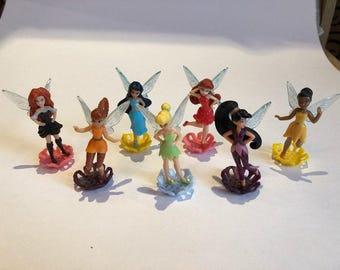 Disney Fairy Kinder Surprise Collection