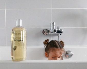 baby children and aduldt body shampoo