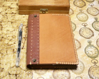 Field Notes Hard Leather Notebook