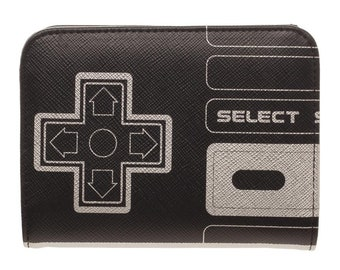Nintendo Controller NES Wallet  / Portefeuille (New, Free Shipping For Additional Products)