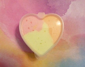 Mini SHERBERT ICE CREAM scented Slime