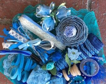 Blue ---- Inspiration Kit