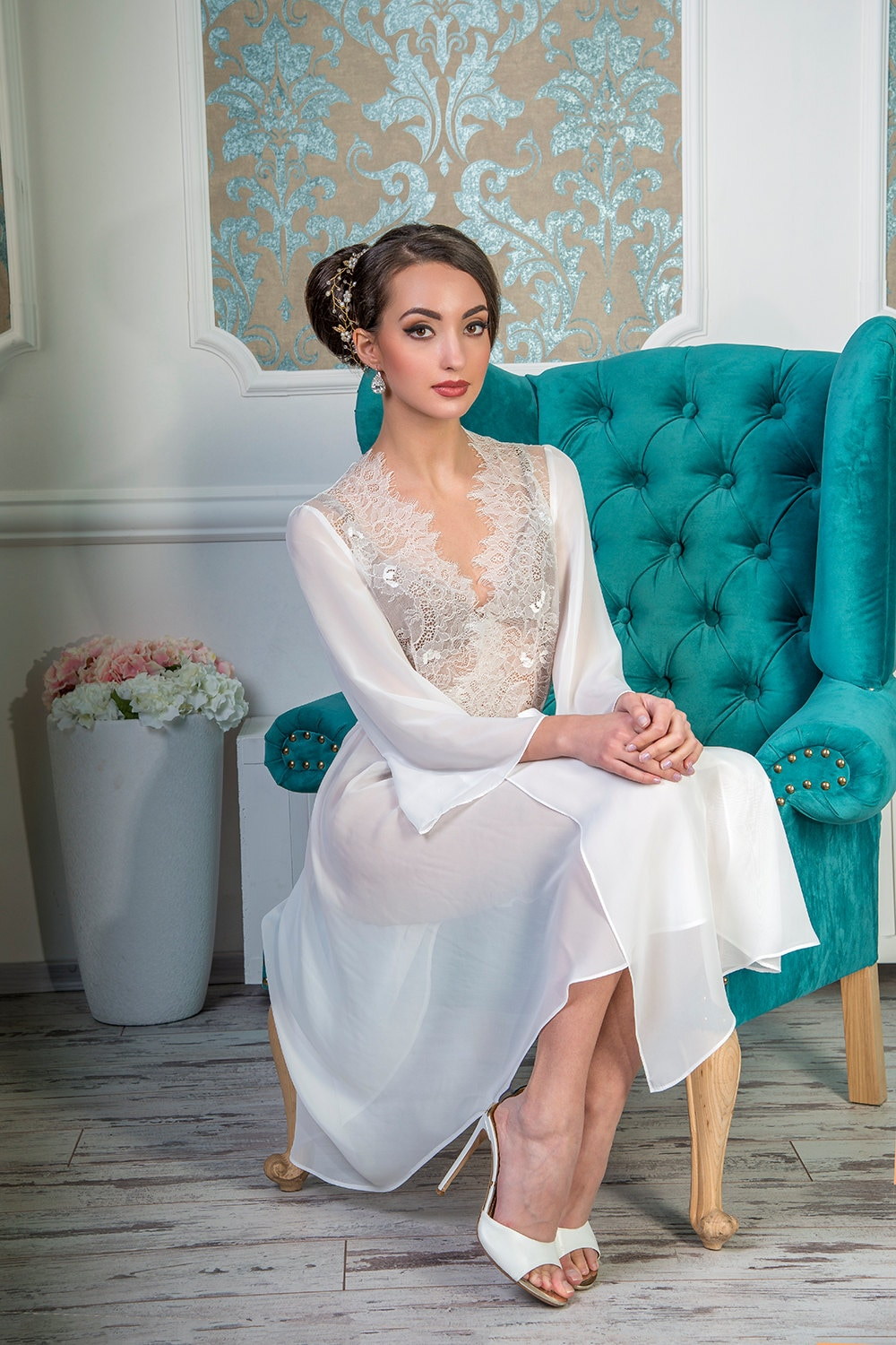 Magnificent Bridal Gown Lingerie Image Collection - Wedding Dress ...